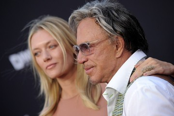 Mickey Rourke 'Sin City: A Dame to Kill For' Premieres in Hollywood