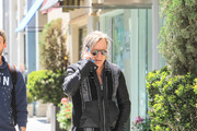 Mickey Rourke Is Seen Out In Beverly Hills