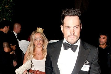 Mike Comrie Hilary Duff and Mike Comrie at Casamigos Tequila's Halloween Party