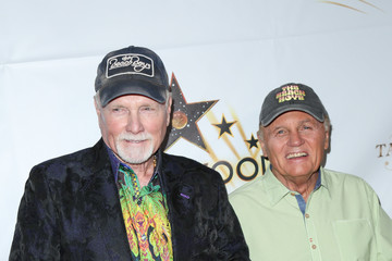 Mike Love Celebrities Attends the Hollywood Walk of Fame Honors at Taglyan Complex