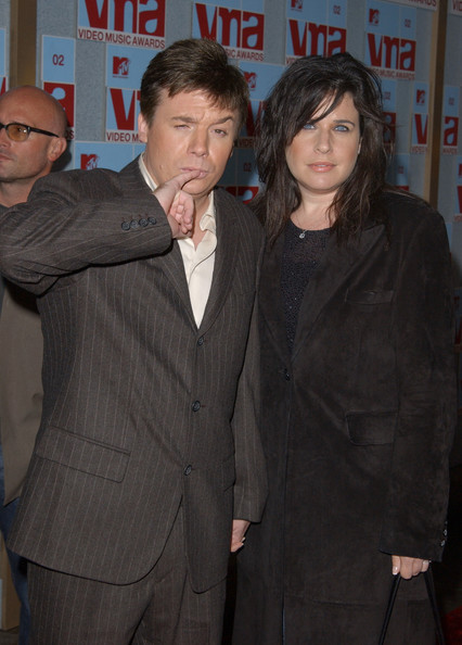 Mike Myers couple
