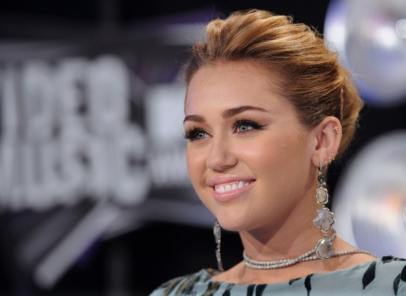 Miley Cyrus 2011 MTV Video Music Awards.Nokia Theatre L.A. Live, Los Angeles, CA.August 28, 2011.
