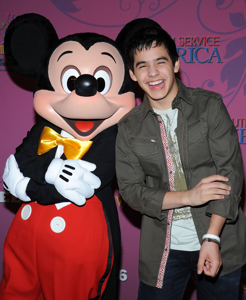 david archuleta and miley cyrus dating Top ten artists who made a song with miley cyrus interactive top ten list at thetoptens® 1 david archuleta david james archuleta is an american singer.