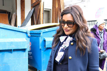 Mindy Kaling Mindy Kaling Is Seen At Sundance Film Festival In Park City
