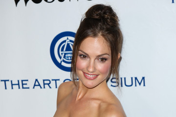 Minka Kelly Celebrities Attend Art of Elysium's 9th Annual Heaven Gala