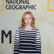 Molly C. Quinn Premiere of National Geographic's 'The Long Road Home'