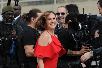 Molly Shannon Molly Shannon Arrives at the Spirit Awards