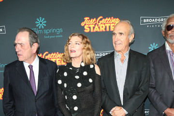 Morgan Freeman Premiere of Broad Green Pictures' 'Just Getting Started'