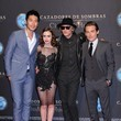 Kevin Zegers and Godfrey Gao