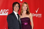 MusiCares 2014 Person of the Year Tribute honoring Carole King..Los Angeles Convention Center, Los Angeles, CA..January 24, 2014..Job: 140124A1..(Photo by Axelle Woussen/Bauer-Griffin)..Pictured: Alicia Witt and Ben Folds.