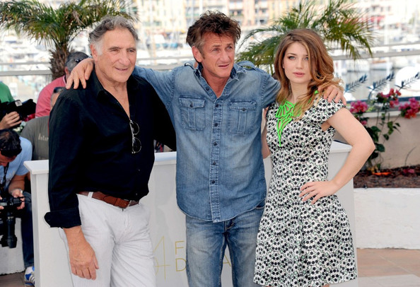 """This Must Be the Place"" photocall at the Palais des Festivals as part of the 64th Cannes Film Festival."