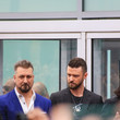 Joey Fatone and Justin Timberlake Photos