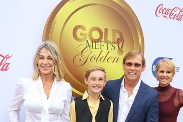 Nadia Comaneci Bart Conner 6th Annual Gold Meets Golden Party