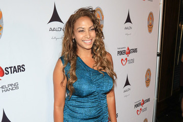 Nadia Dawn Heroes for Heroes: Los Angeles Police Memorial Foundation Celebrity Poker Tournament