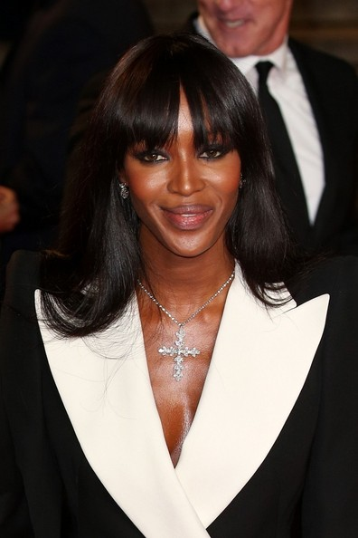 Naomi Campbell - World Royal Premiere of Skyfall