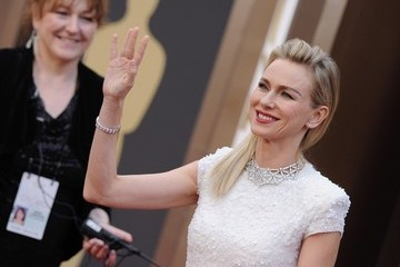 Naomi Watts Arrivals at the 86th Annual Academy Awards