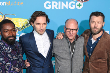 Nash Edgerton Premiere Of Amazon Studios And STX Films' 'Gringo'