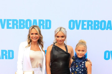 Natalie Alyn Lind Premiere Of Lionsgate And Pantelion Film's 'Overboard'