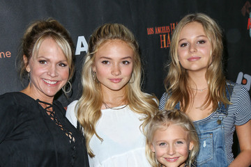 Natalie Alyn Lind Celebrities Attend the LA Haunted Hayride's 7th Annual VIP Black Carpet Event