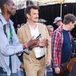 Nathan Fillion Nathan Fillion Outside The 'Spider-Man: Far From Home' Premiere