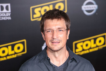 Nathan Fillion Premiere Of Disney Pictures and Lucasfilm's 'Solo: A Star Wars Story'