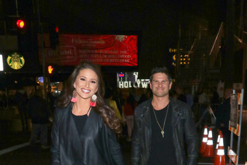 Nia Sanchez Daniel Booko Is Seen at Disney's 'Coco' Premiere