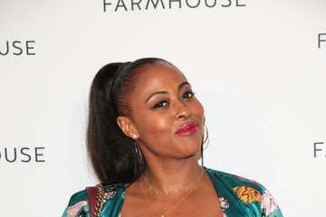 Nichelle Hines Grand Opening Of Farmhouse Los Angeles