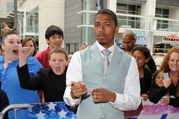 Nick Cannon 'America's Got Talent' Auditions in LA