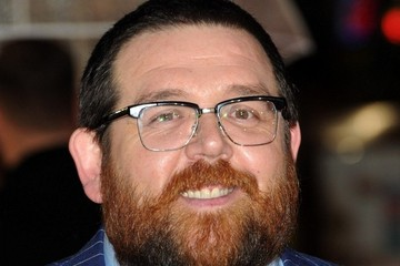 Nick Frost 'Cuban Fury' Premieres in London — Part 3