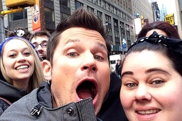Nick Lachey Celebrity social network pictures