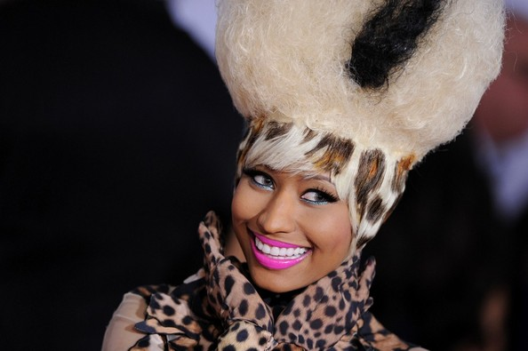 Nicki Minaj New Years 2011. wallpaper Nicki Minaj 2011
