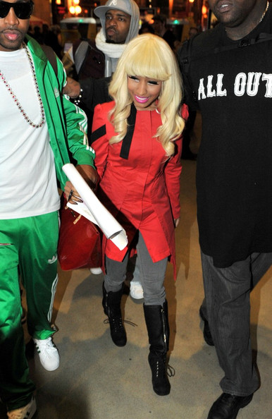 nicki minaj in london 2011. Nicki Minaj - Nicki MInaj