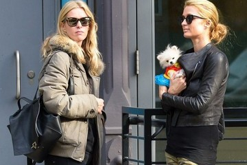 Nicky Hilton Paris and Nicky Hilton Go Shopping