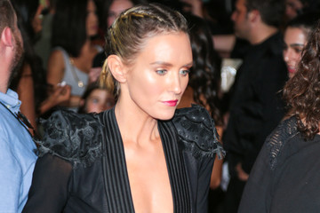 Nicky Whelan Nicky Whelan Is Seen at ArcLight Theatre