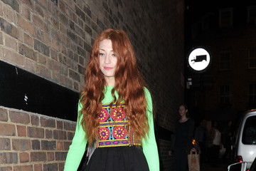 Nicola Roberts LFW s/s 2016: House of Holland - Catwalk Show