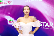 Cleopatra Coleman  is seen attending Now Apocalypse Premiere at Hollywood Palladium in Los Angeles, California.