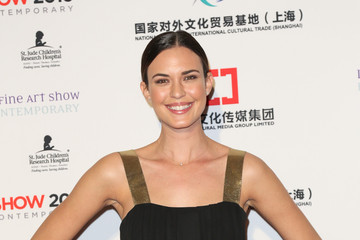 Odette Annable LA Art Show And Los Angeles Fine Art Show's 2016 Opening Night Premiere Party