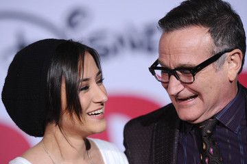 Robin Williams' Daughter Posts a Touching Instagram Tribute for His Birthday