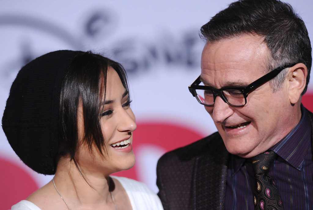 Robin Williams Daughter Posts A Touching Instagram Tribute For His