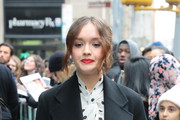 Olivia Cooke At Build Series In NYC