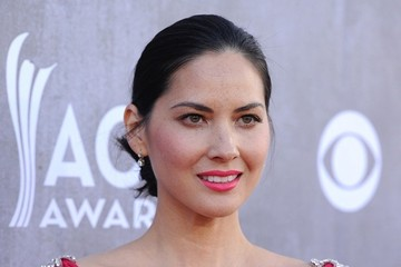 Olivia Munn Arrivals at the Academy of Country Music Awards