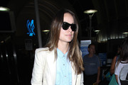 Olivia Wilde Is Seen at LAX