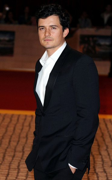 Orlando Bloom 'The Three Musketeers'  premiere held at the Vue Cinema.