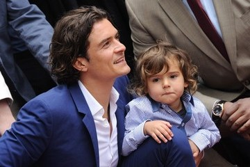Orlando Bloom's Son Flynn is Definitely Going to Be a Heartbreaker
