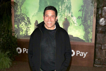 Oscar Nunez Premiere of Columbia Pictures' 'Jumanji: Welcome to the Jungle'