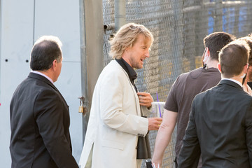 Owen Wilson Owen Wilson Appears on 'Kimmel'