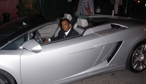 Sean Combs Pictu...P Diddy Cars