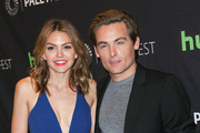 Aimee Teegarden and Kevin Zegers are seen at the Paley Center For Media's PaleyFest 2016 ABC Fall TV Preview.