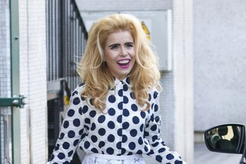 Paloma Faith Paloma Faith Leaves the ITV Studios