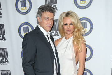 Pamela Anderson Celebrities Attend the Last Chance for Animals Annual Gala